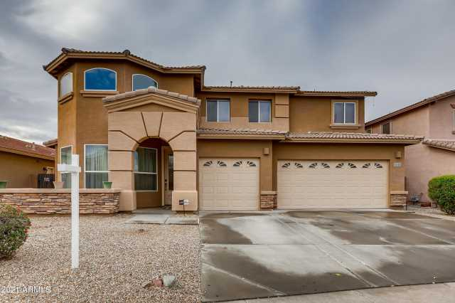 Photo of 18509 W ONYX Court, Waddell, AZ 85355