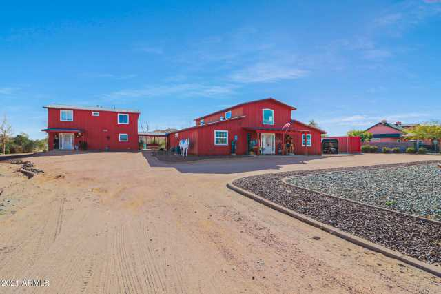 Photo of 21403 W CLOUD Road, Wittmann, AZ 85361