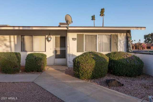 Photo of 10510 W COGGINS Drive, Sun City, AZ 85351