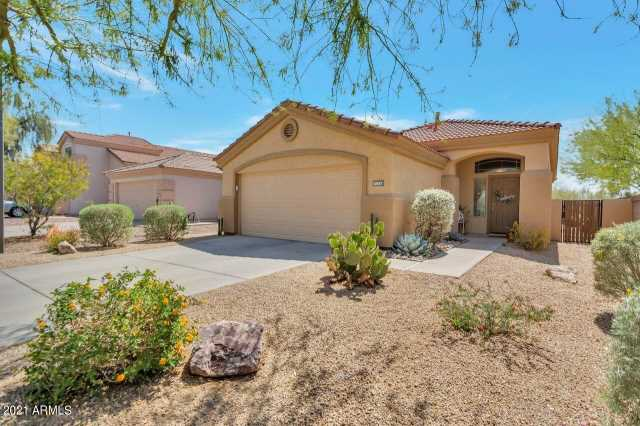Photo of 5037 E LUCIA Drive, Cave Creek, AZ 85331