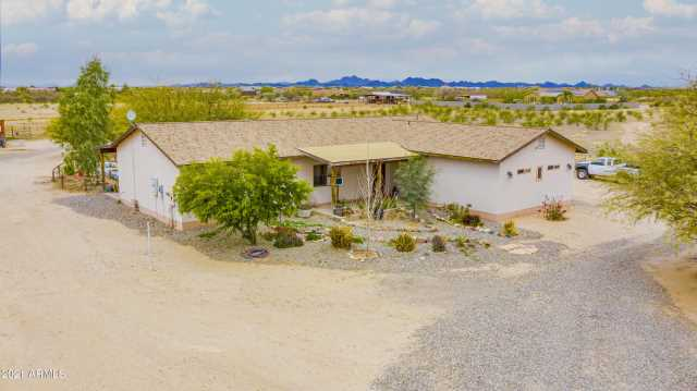 Photo of 28724 N 252ND Drive, Wittmann, AZ 85361