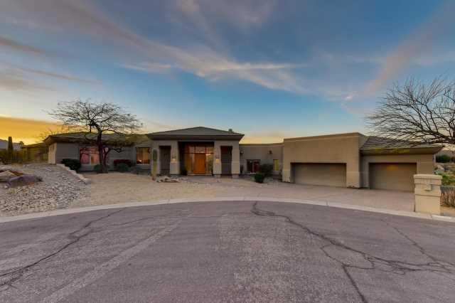 Photo of 15730 E EAGLE CREST Road, Fountain Hills, AZ 85268