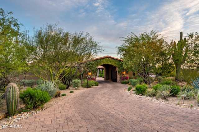 Photo of 8493 E OLD FIELD Road, Scottsdale, AZ 85266
