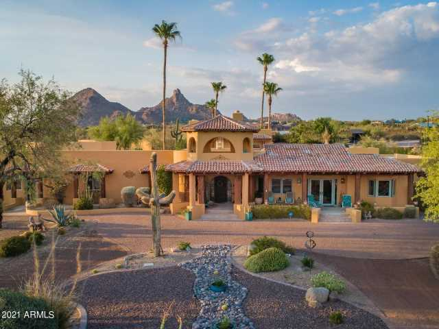 Photo of 9716 E Mariposa Grande Drive, Scottsdale, AZ 85255
