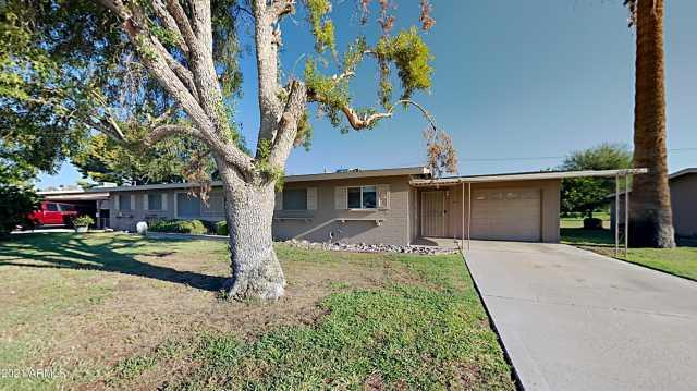 Photo of 10822 W ABBOTT Avenue, Sun City, AZ 85351