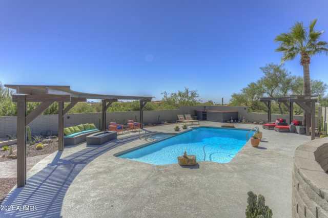 Photo of 9535 E ROMPING Road, Carefree, AZ 85377