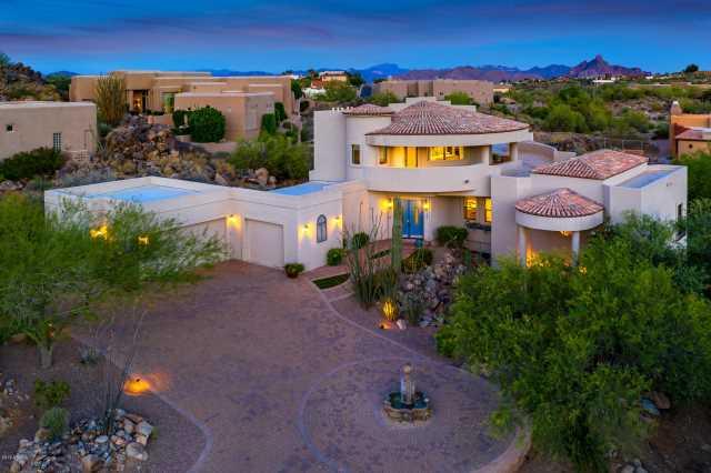 Photo of 15307 E VALVERDE Drive, Fountain Hills, AZ 85268