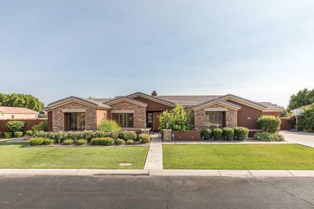 Photo of 3527 E MALLORY Circle, Mesa, AZ 85213