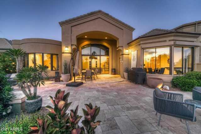 Photo of 7878 E GAINEY RANCH Road #22, Scottsdale, AZ 85258