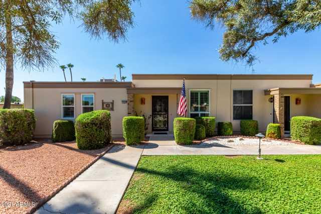 Photo of 10048 W HAWTHORN Drive, Sun City, AZ 85351