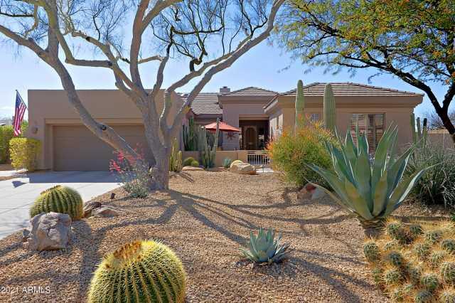 Photo of 6717 E BRILLIANT SKY Drive, Scottsdale, AZ 85266