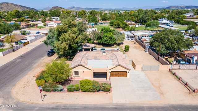 Photo of 3848 W MORROW Drive, Glendale, AZ 85308