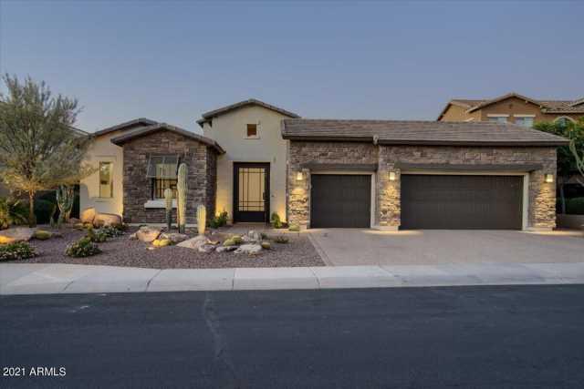 Photo of 5430 E PALO BREA Lane, Cave Creek, AZ 85331