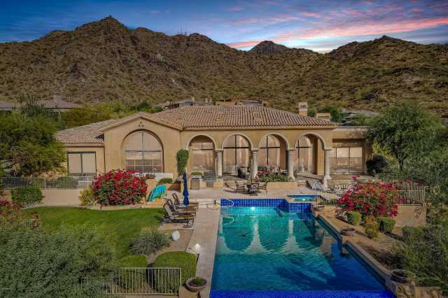 Photo of 11573 E MIRASOL Circle, Scottsdale, AZ 85255