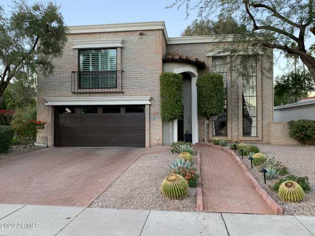 Photo of 7626 E VIA DE LINDO --, Scottsdale, AZ 85258
