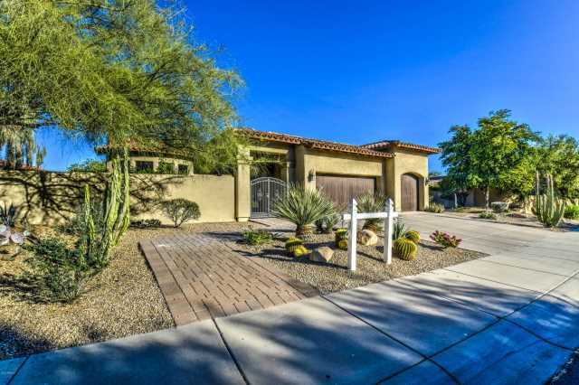 Photo of 8125 E WING SHADOW Road, Scottsdale, AZ 85255