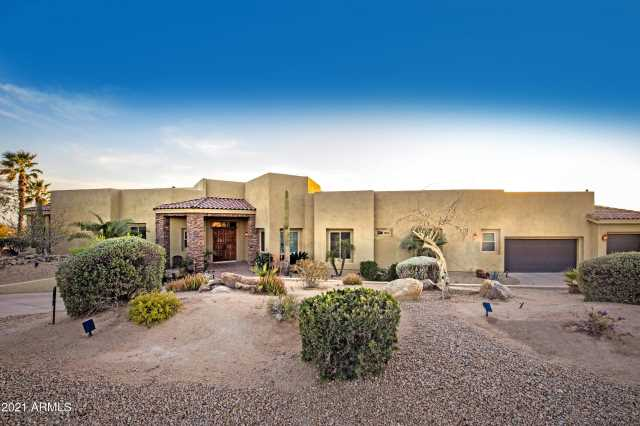 Photo of 16621 E GREENBRIER Lane, Fountain Hills, AZ 85268