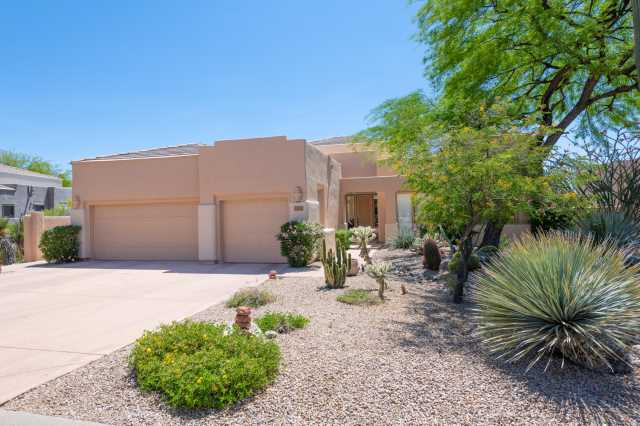 Photo of 11145 E GAMBLE Lane, Scottsdale, AZ 85262