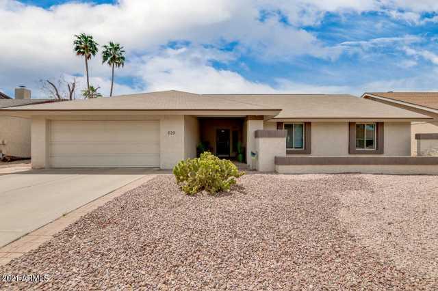 Photo of 629 W MCNAIR Street, Chandler, AZ 85225