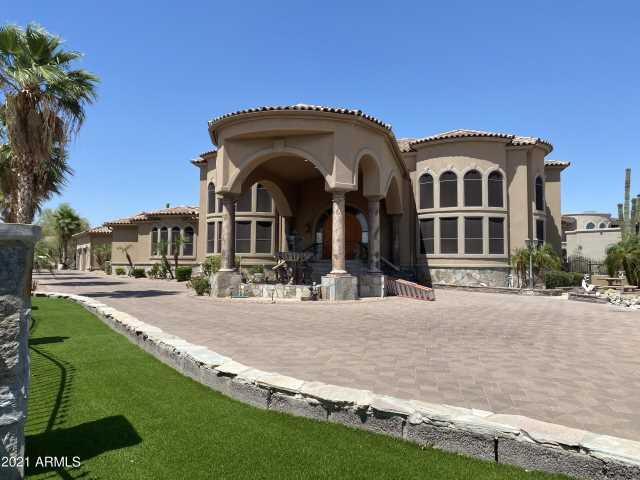Photo of 8020 E HAPPY VALLEY Road, Scottsdale, AZ 85255