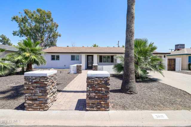 Photo of 3419 N 63RD Place, Scottsdale, AZ 85251