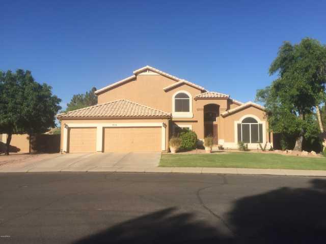 Photo of 912 N LAYMAN Street, Gilbert, AZ 85233