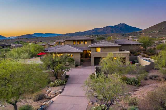 Photo of 9230 E ANDORA HILLS Drive, Scottsdale, AZ 85262