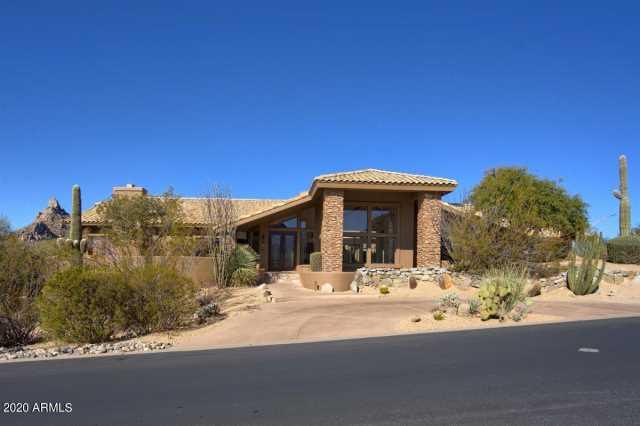 Photo of 10694 E YEARLING Drive, Scottsdale, AZ 85255