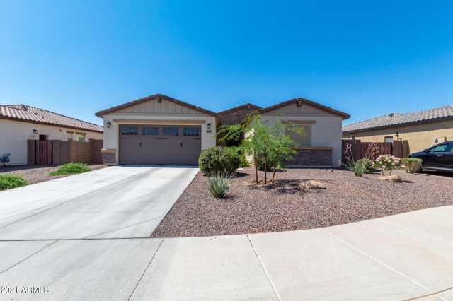 Photo of 17157 W LAURIE Lane, Waddell, AZ 85355