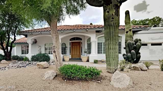 Photo of 5345 E MCLELLAN Road #80, Mesa, AZ 85205