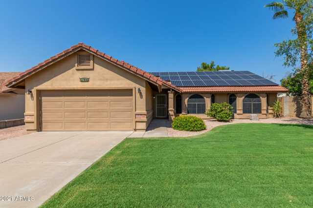 Photo of 5766 E ENROSE Street, Mesa, AZ 85205