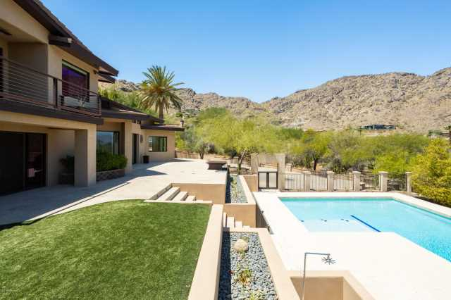 Photo of 6015 E Quartz Mountain Road, Paradise Valley, AZ 85253