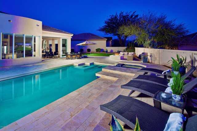 Photo of 8201 E HOVERLAND Road, Scottsdale, AZ 85255