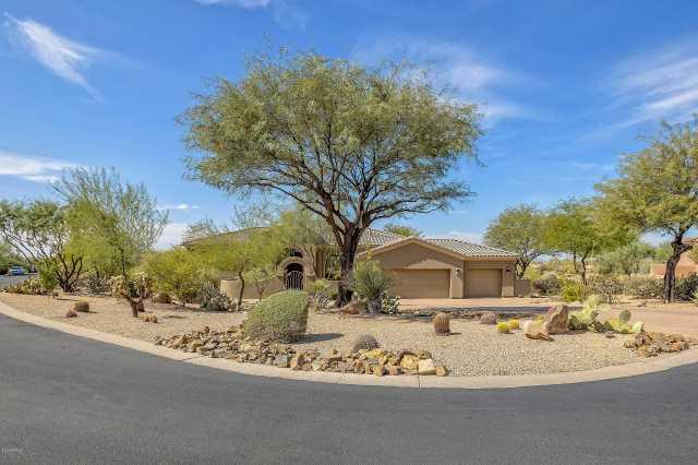 Photo of 10318 E HAPPY HOLLOW Drive, Scottsdale, AZ 85262