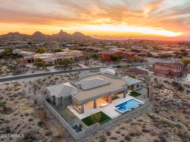 Photo of 10694 E TROON NORTH Drive, Scottsdale, AZ 85262