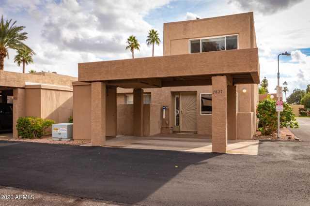 Photo of 7827 E PARK VIEW Drive, Mesa, AZ 85208