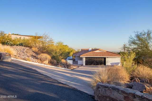 Photo of 5437 E WONDERVIEW Road, Phoenix, AZ 85018