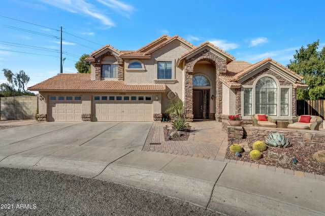 Photo of 17632 N 56TH Place, Scottsdale, AZ 85254