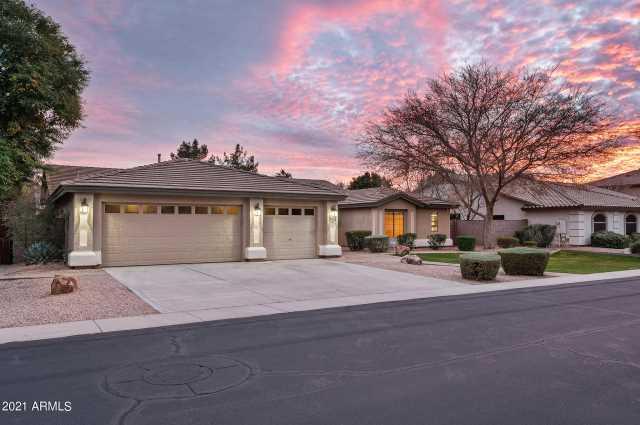 Photo of 2661 W ERIE Street, Chandler, AZ 85224