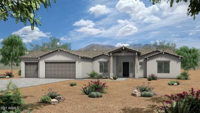 Photo of Xx23 N 156 Street #Lot 3, Scottsdale, AZ 85262
