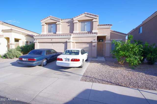 Photo of 12813 W MAUNA LOA Lane, El Mirage, AZ 85335