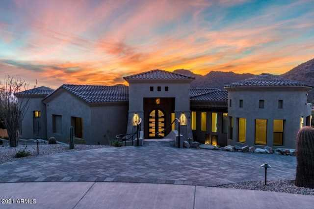 Photo of 12544 N Red Sky Court, Fountain Hills, AZ 85268