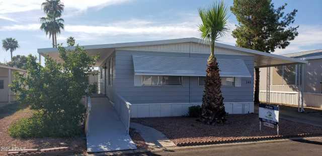 Photo of 2650 W UNION HILLS Drive #243, Phoenix, AZ 85027