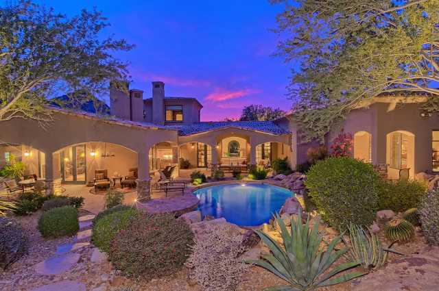 Photo of 10318 E FOOTHILLS Drive, Scottsdale, AZ 85255