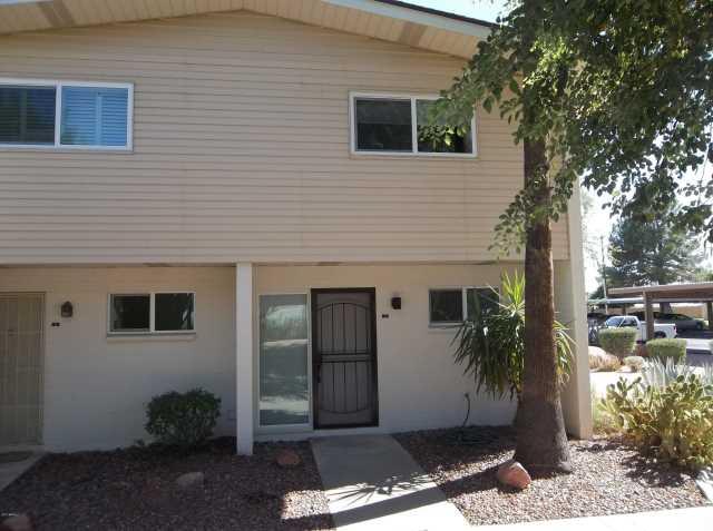 Photo of 8211 E GARFIELD Street #J1, Scottsdale, AZ 85257
