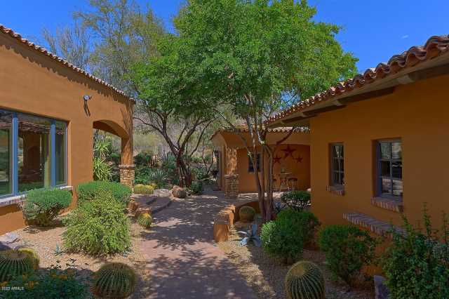 Photo of 10318 E FOOTHILLS Drive, Scottsdale, AZ 85255