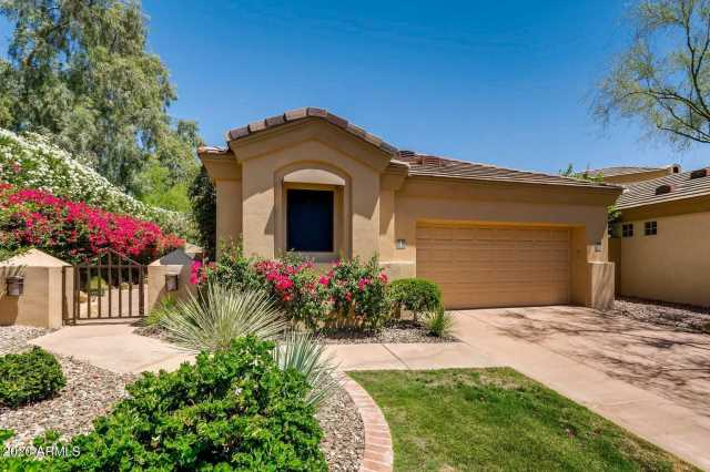 Photo of 7705 E DOUBLETREE RANCH Road #1, Scottsdale, AZ 85258