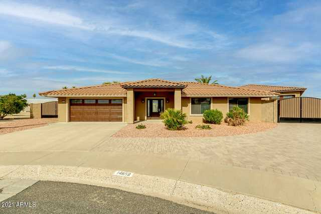 Photo of 14652 N FALLBROOK Court, Sun City, AZ 85351