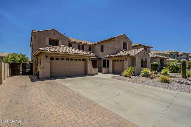 Photo of 18131 W RUTH Avenue, Waddell, AZ 85355
