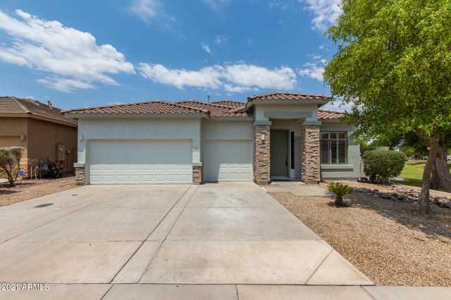 Photo of 3368 W MORGAN Lane, Queen Creek, AZ 85142